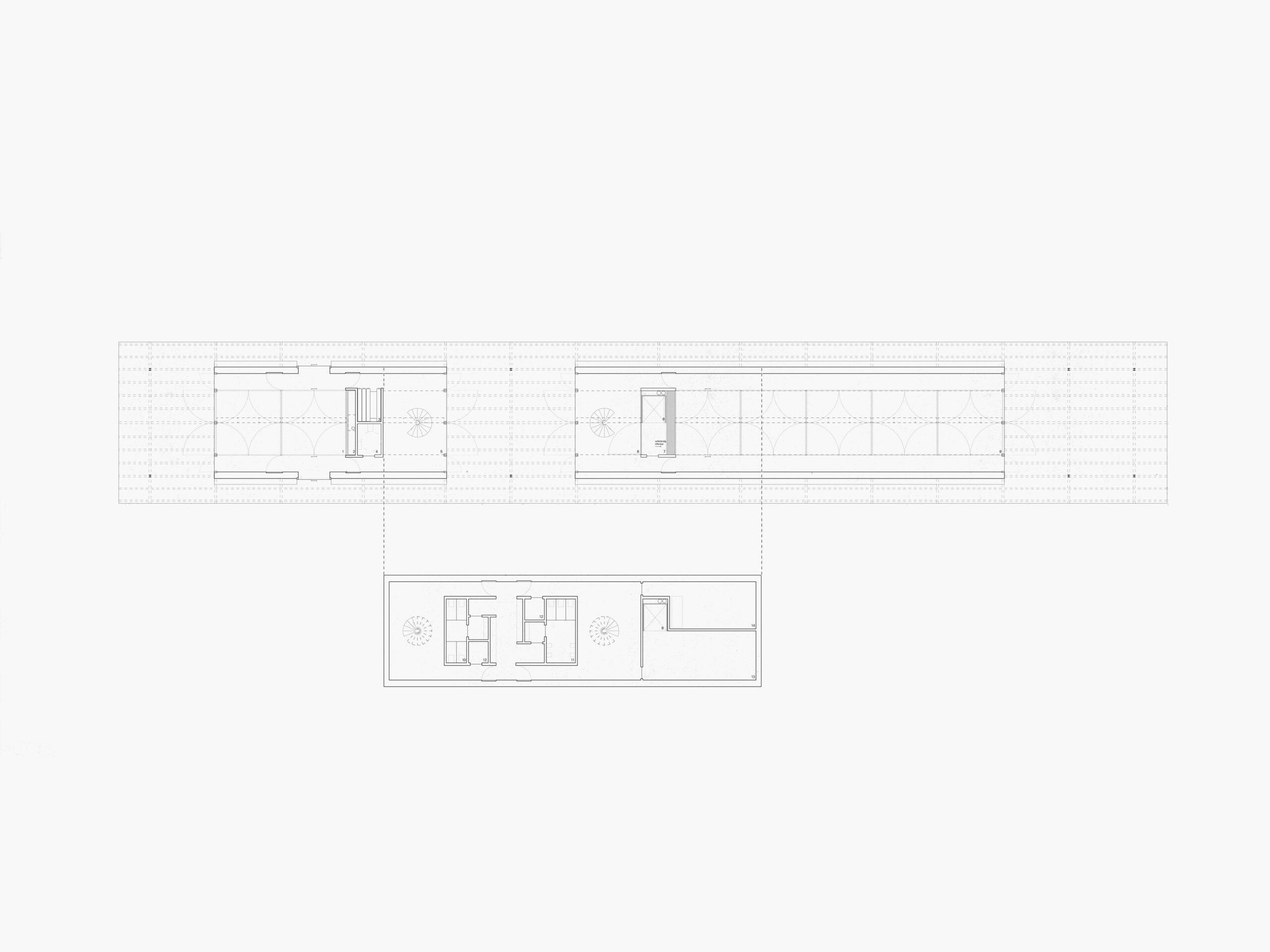 Michael-Becker-Architects-Architekten-Bauernhausmuseum-Ammerang-Grundrisse