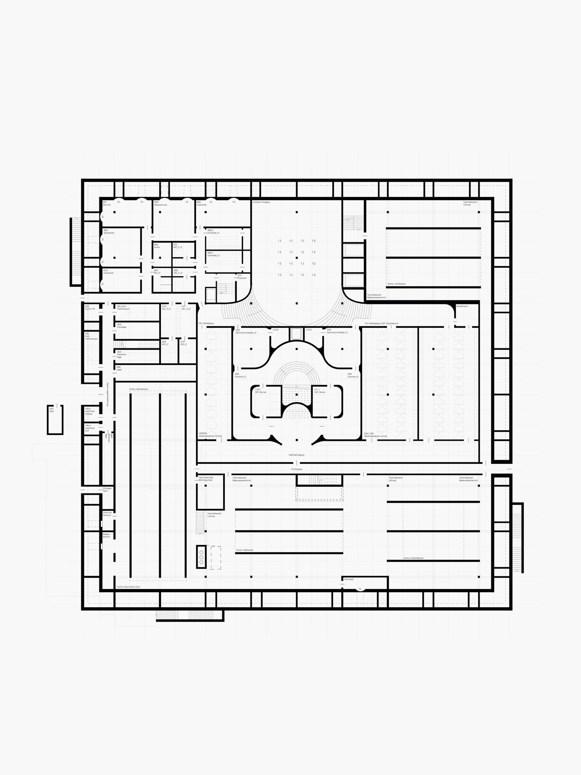Michael-Becker-Architects-Architekten-Therme-Oberstdorf-Grundriss-KG