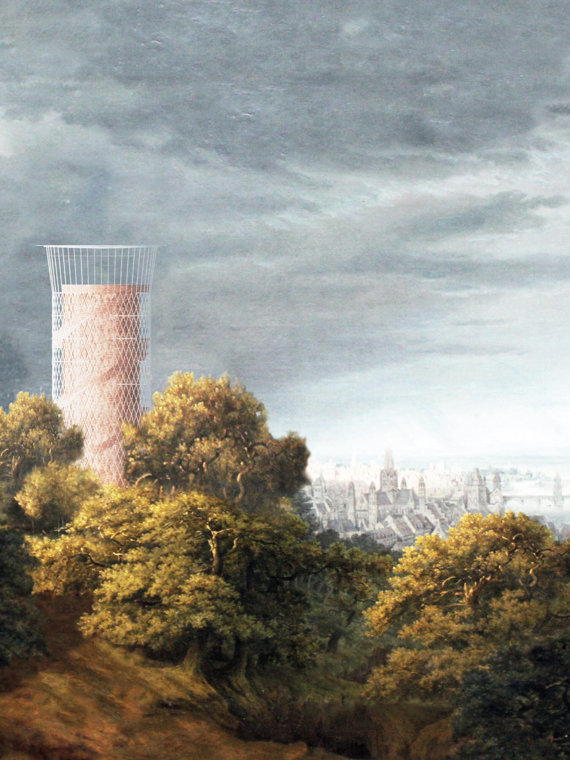 Michael-Becker-Architects-Architekten-Wasserturm-Donauwoerth-Perspektive